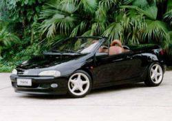 Opel Tigra kabrio