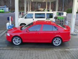 Škoda Octavia II. RS 2.0 TFSI - tank2