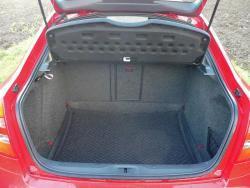 Škoda Octavia II. RS 2.0 TFSI - kufr
