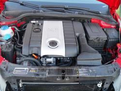 Škoda Octavia II. RS 2.0 TFSI - motor