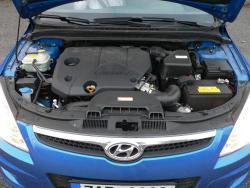Hyundai i30 1.6 CRDi - motor