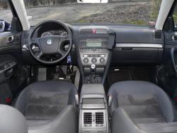 Škoda Octavia 1.8 TSI - int