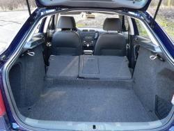 Škoda Octavia 1.8 TSI - kufr