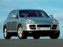 Porsche Cayenne (gama 2003)