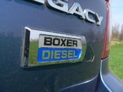 Subaru Legacy 2.0D - boxer