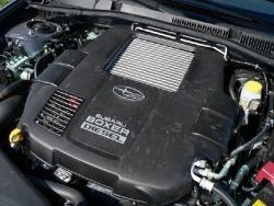 Subaru Legacy 2.0D - motor
