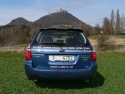 Subaru Legacy 2.0D - zad