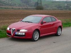 Alfa Romeo GT 1.8 TS - jizda