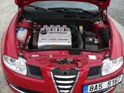 Alfa Romeo GT 1.8 TS - motor