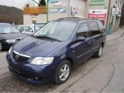 Mazda MPV 2002-
