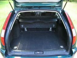 Ford Mondeo r.v. 2002 - kufr