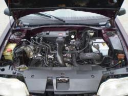 Citroën ZX - motor