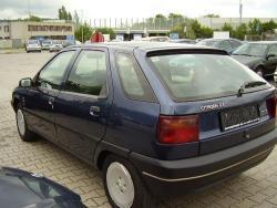 Citroën ZX - zad