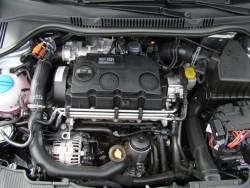 Seat Ibiza 1.9 TDI - motor