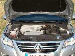 Volkswagen Tiguan 2.0 TDI - motor