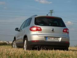 Volkswagen Tiguan 2.0 TDI - bokozad