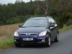 Hyundai i30 CW - jizda
