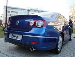 Volkswagen Passat R36 - předáni PČR