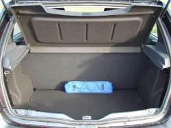 Dacia Sandero 1.5 dCi - kufr