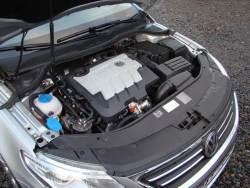 Volkswagen Passat 2.0 TDI - motor
