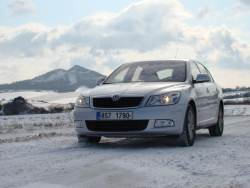 Škoda Octavia 1.4 TSI - jizda