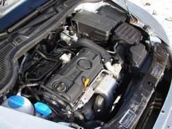 Škoda Octavia 1.4 TSI - motor