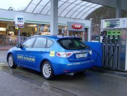 Subaru Impreza 2.0R LPG - bok