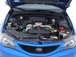 Subaru Impreza 2.0R LPG - motor