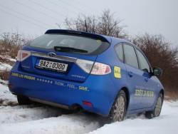 Subaru Impreza 2.0R LPG - bokozad
