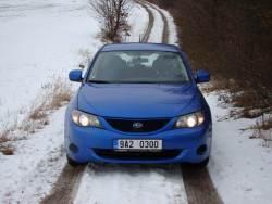 Subaru Impreza 2.0R LPG - jizda