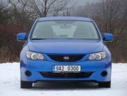 Subaru Impreza 2.0R LPG - prid