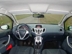 Ford Fiesta 1.25 Duratec - int1