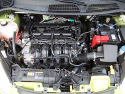 Ford Fiesta 1.25 Duratec - motor