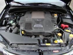 Subaru Impreza 2.0D - motor