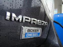 Subaru Impreza 2.0D - logo