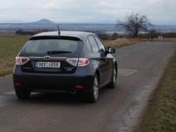 Subaru Impreza 2.0D - zad