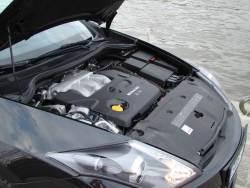 Renault Laguna Coupé 3.5 V6 - motor