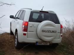 Suzuki Grand Vitara 3.2 V6 - zad