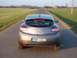 Renault Megane Coupe - jizda
