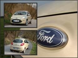 Ford Ka 1.2 Duratec - pird