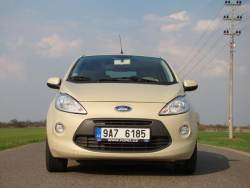 Ford Ka 1.2 Duratec - prid