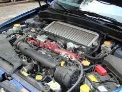 Subaru Impreza WRX STi - motor