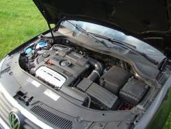 Volkswagen Passat Variant EcoFuel - motor