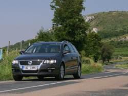 Volkswagen Passat Variant EcoFuel - jizda