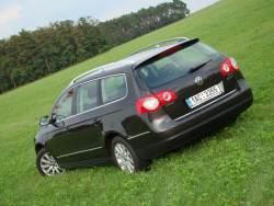 Volkswagen Passat Variant EcoFuel - bokozad