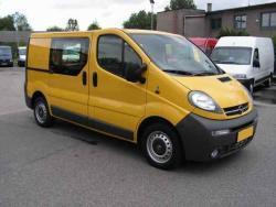 Opel Vivaro r.v.2006