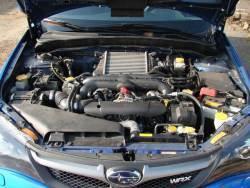 Subaru Impreza WRX 265 - motor
