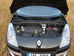 Renault Scénic 1.9 dCi - motor