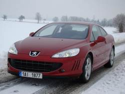 Peugeot 407 Coupé 3.0 HDi