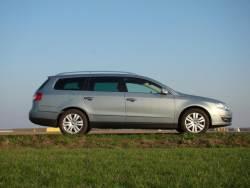 Volkswagen Passat 2.0 TDI - bok
